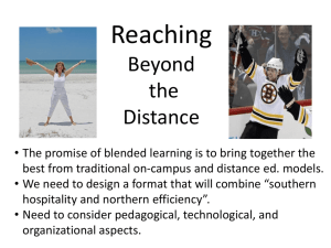 Slide 1 - Educational Technology Research