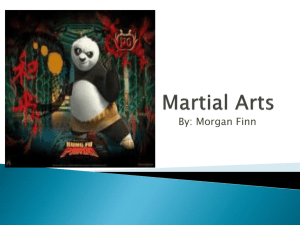 Martial Arts - ClearsHonorsLA