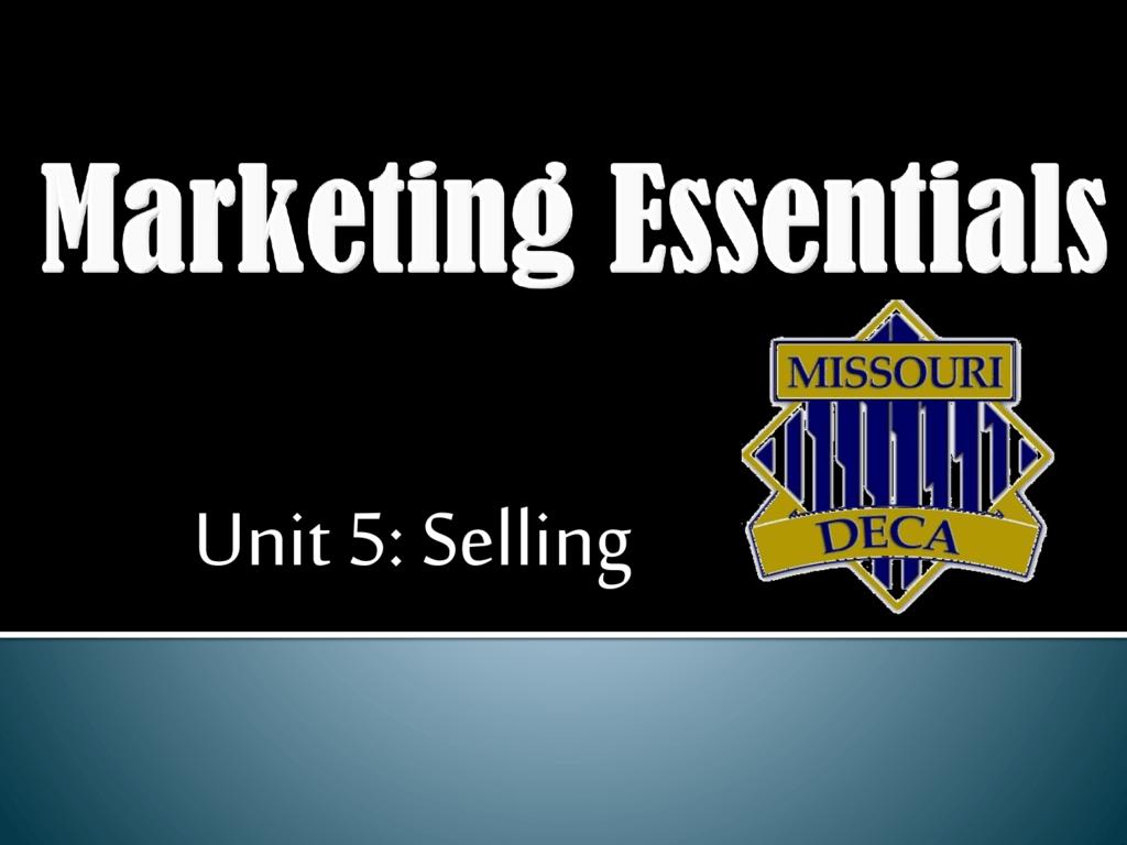 marketing essentials student activity workbook answers chapter 16