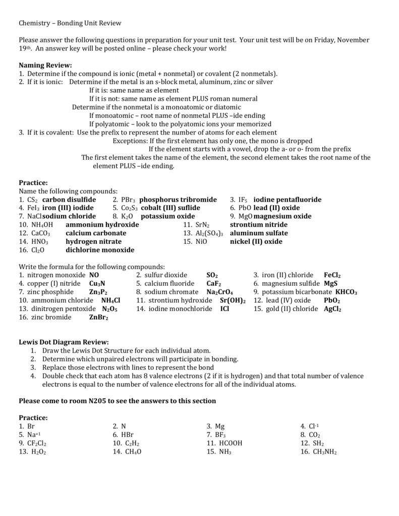 009759436_1 4fdb421f2940effbe0ff5de63b9ad12f chemistry bonding unit review please answer the following