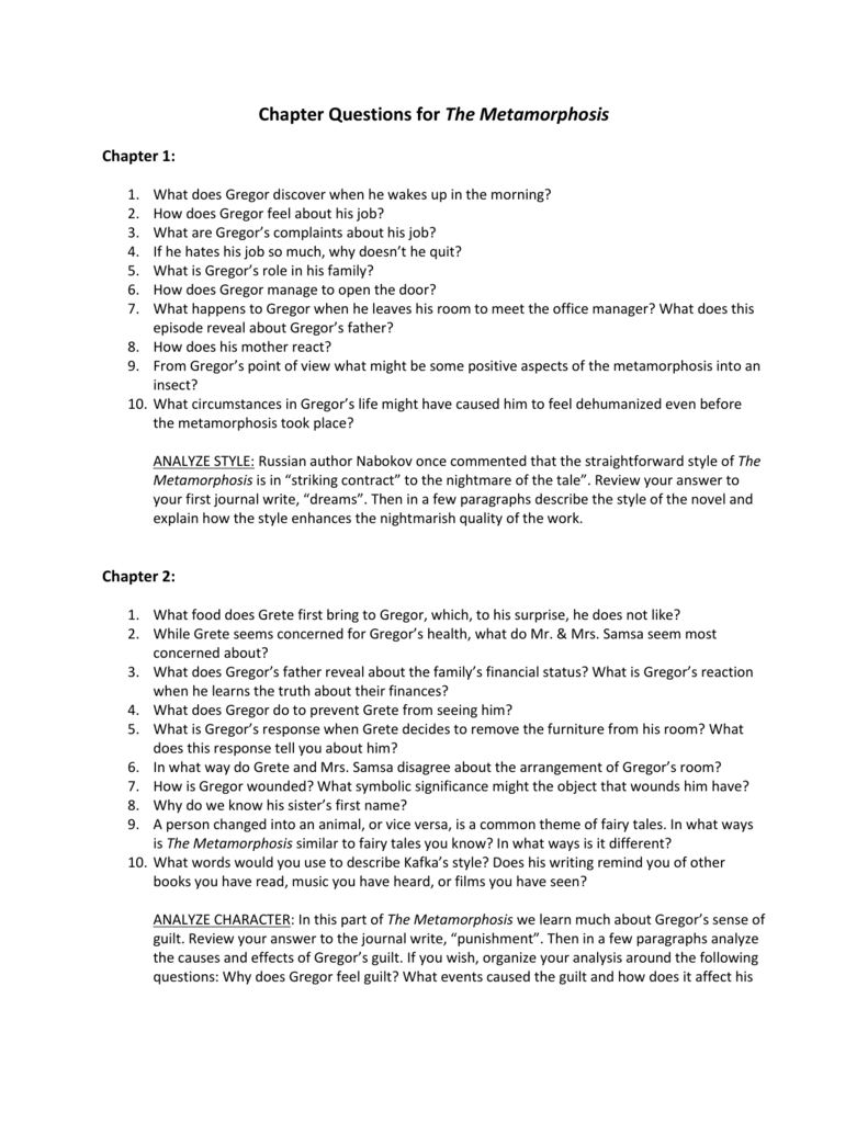 chapter questions for the book rh studylib net Study Guide Answers Winter Dreams Study Guide Answers
