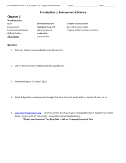 chapter 1 apes study guide You will be reading and answering questions from 4 chapters from your text,   here are some key points to remember when completing the assignments: 1.