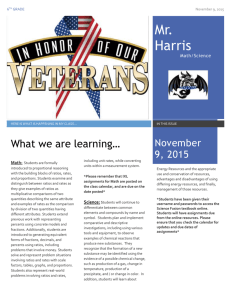 Newsletter Nov 9