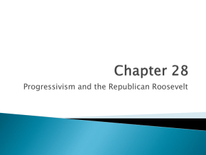 Chapter 28 - Rhees US History