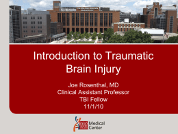OSUMCPowerPointTemplate Master - Brain Injury Association of Ohio