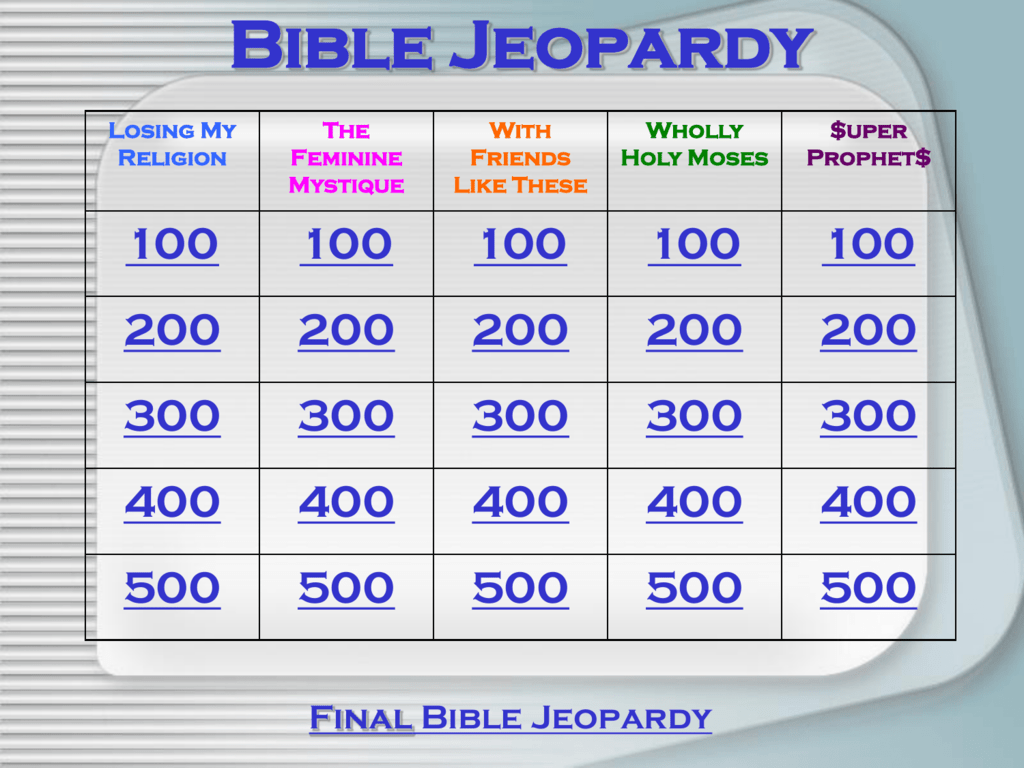Powerpoints_files/Bible Jeopardy 08