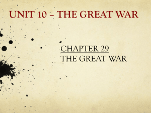 the great war chapter 29