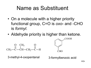 Name as Substituent