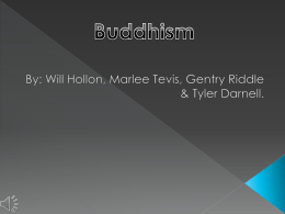Buddhism 5th hour