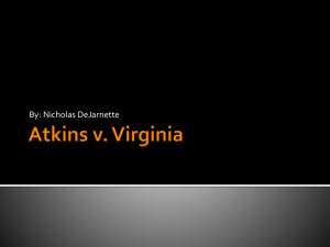 Atkins vs. Virginia