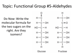 Topic: Functional Group #5