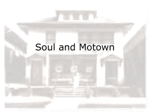 Soul and Motown #12