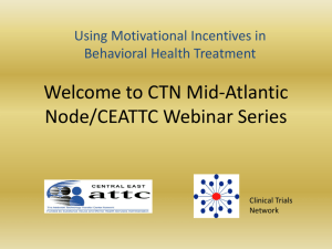 CTN Mid-Atlantic Node/CEATTC Webinar Series