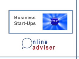 Online-Adviser-Presentation-Business-Start