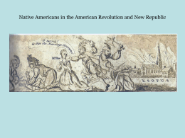 The Founding of Pennsylvania - Seminar on the American Revolution