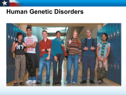 2. Slides on Human Genetics-non