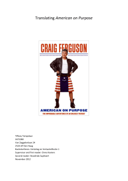 Introducing American on Purpose