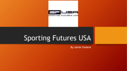 JC Sporting Futures USA