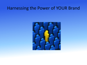 The Power of Branding and Marketing