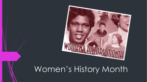 Women's History Month (1)