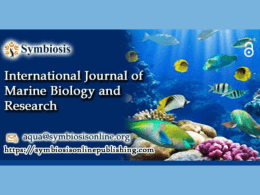 New Issue Released by Journal of Marine Biology and Research - Volume 2 - Issue 1 – 2017
