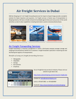Air-Freight-Services-Dubai