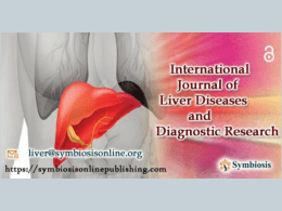 International Journal of Liver Diseases and Diagnostic Research