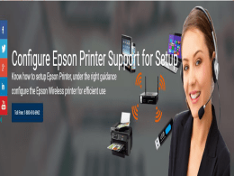Epson Printer Configure   Number 1-800-213-8289
