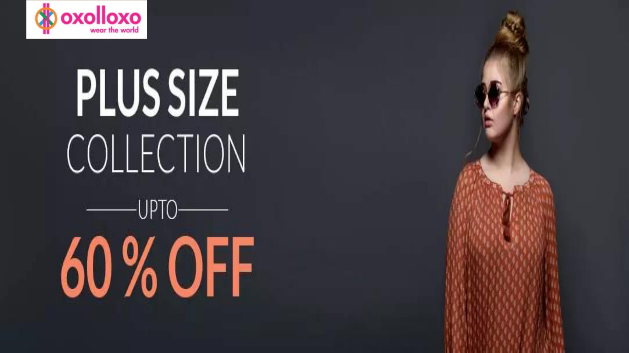 ad2ace5f8e9 Buy Sexy Plus Size Dresses Online from oxolloxo India