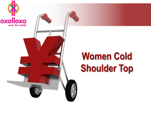 Buy Women Cold Shoulder Top from Oxolloxo