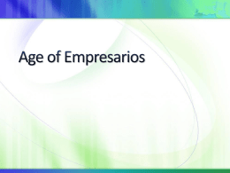 age of empresarios edited for 2014