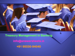 Prudent Liquidity management is essential to maintain a solvency of a bank. Thus bank's regulators such as RBI have specified certain ratio that needs to be kept by the banks.