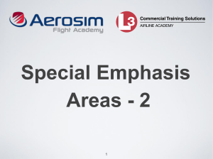 3. Special Emphasis Areas 2 (2018)