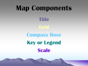 2.Map Components