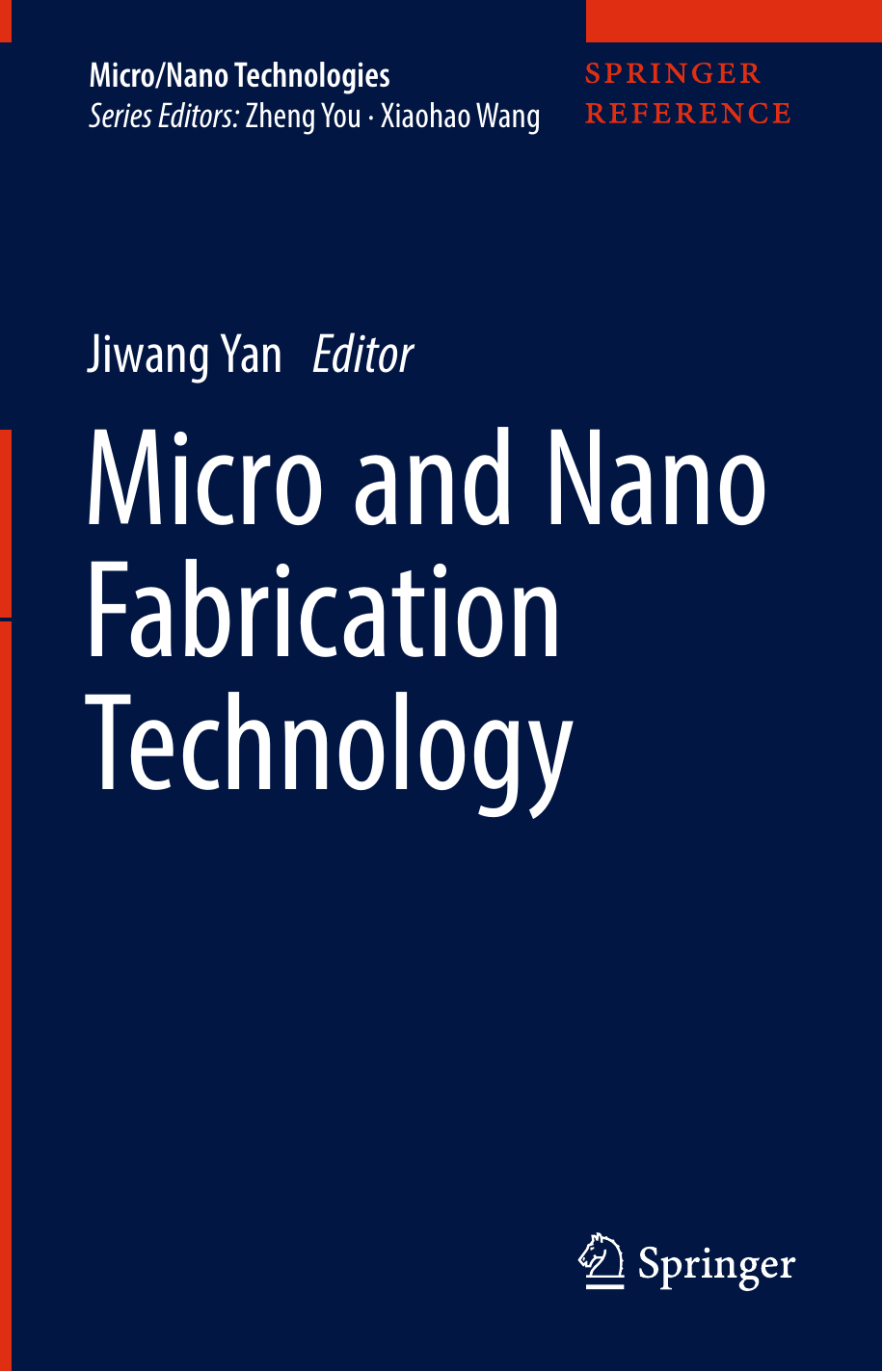 Micro & Nano Fabrication Techno Yan 2018