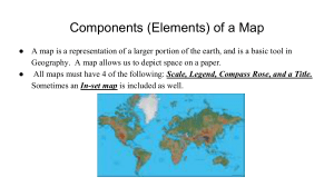 Components of map new
