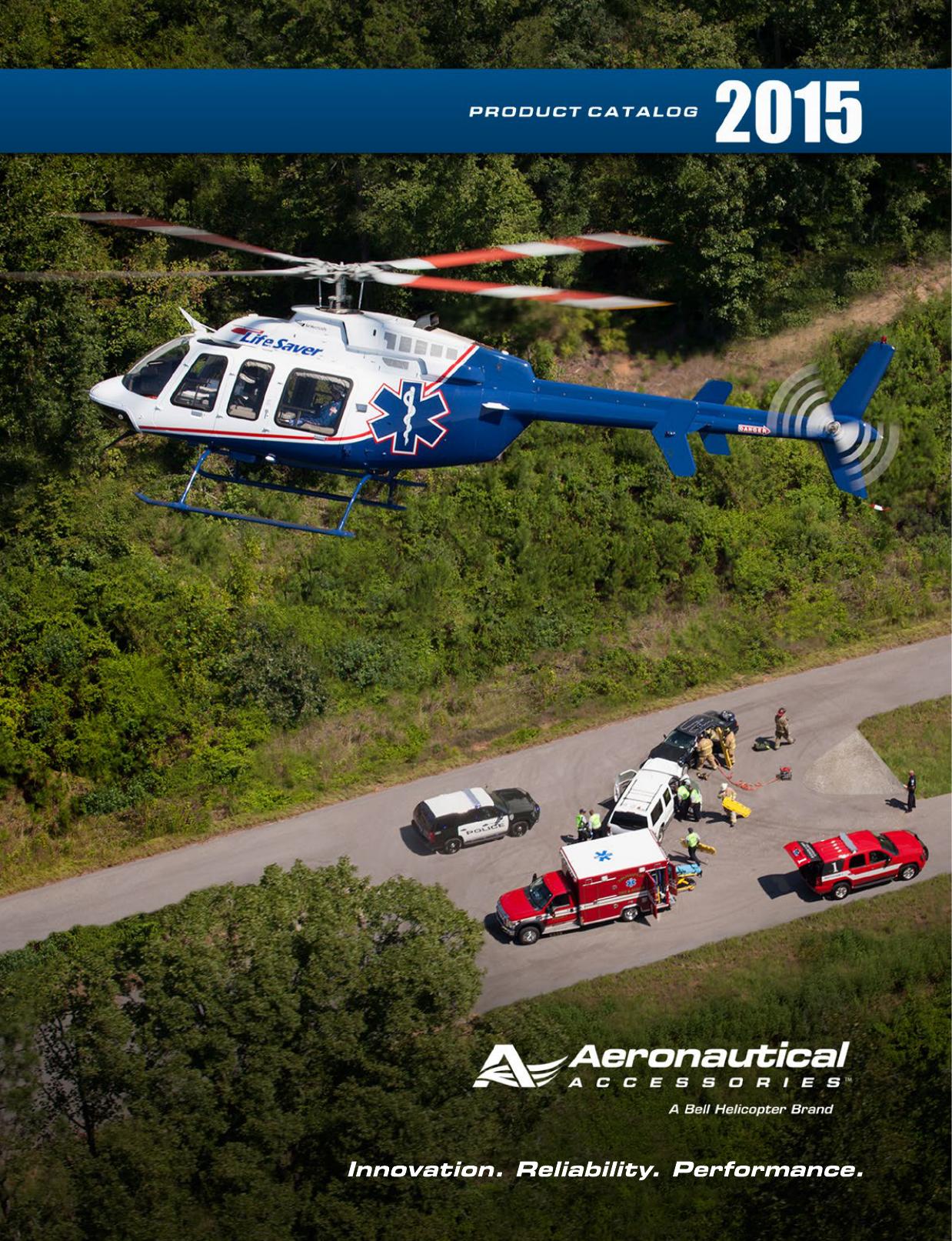 2015 Aeronautical Accessories Catalog(NEW)
