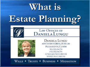 General-Estate-Planning-Presentation