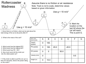 Roller Coaster Worksheet 2 (1)