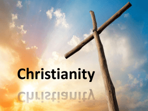 Christianism