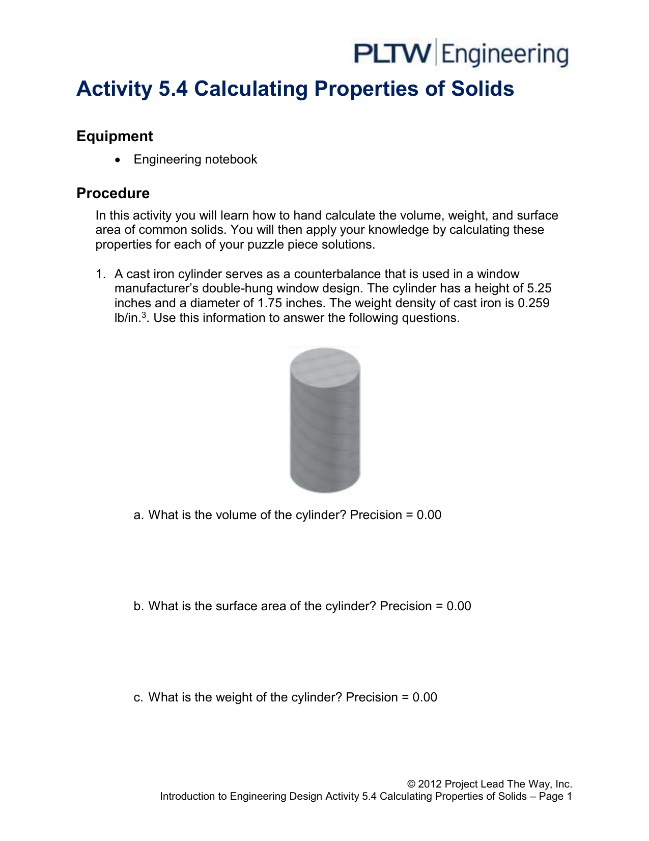 5 4 A Calculatingpropertiessolids