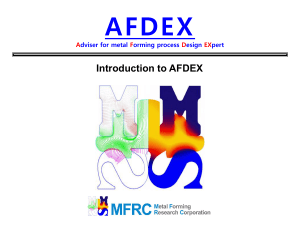 1.Introduction to AFDEX