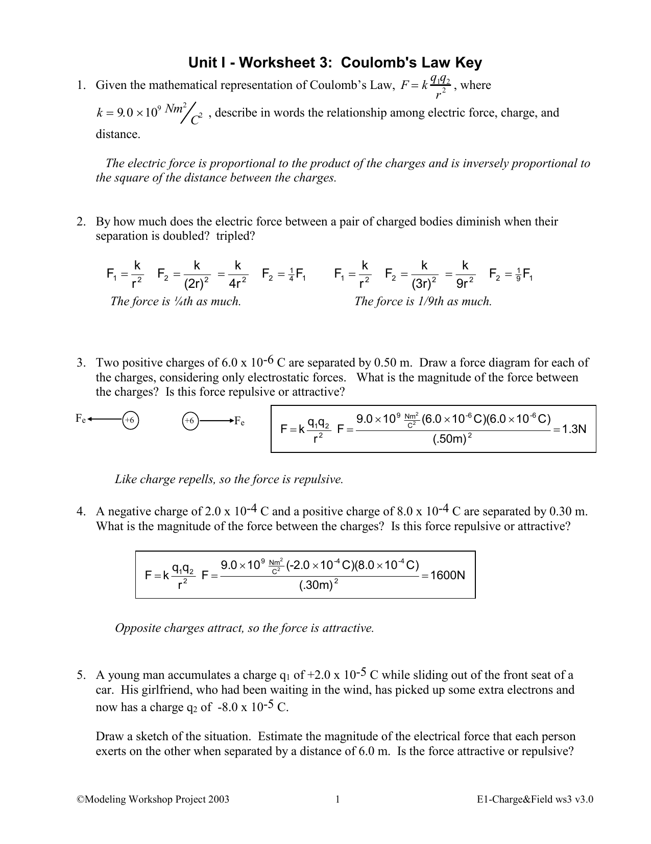 Coulombs-Law-Worksheet-Answers-1