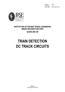 TC01 v1-0 DC Track Circuits