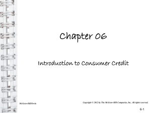 Chapter 6 - Finance8