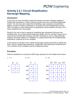 2.2.1.A KMappingSimplification