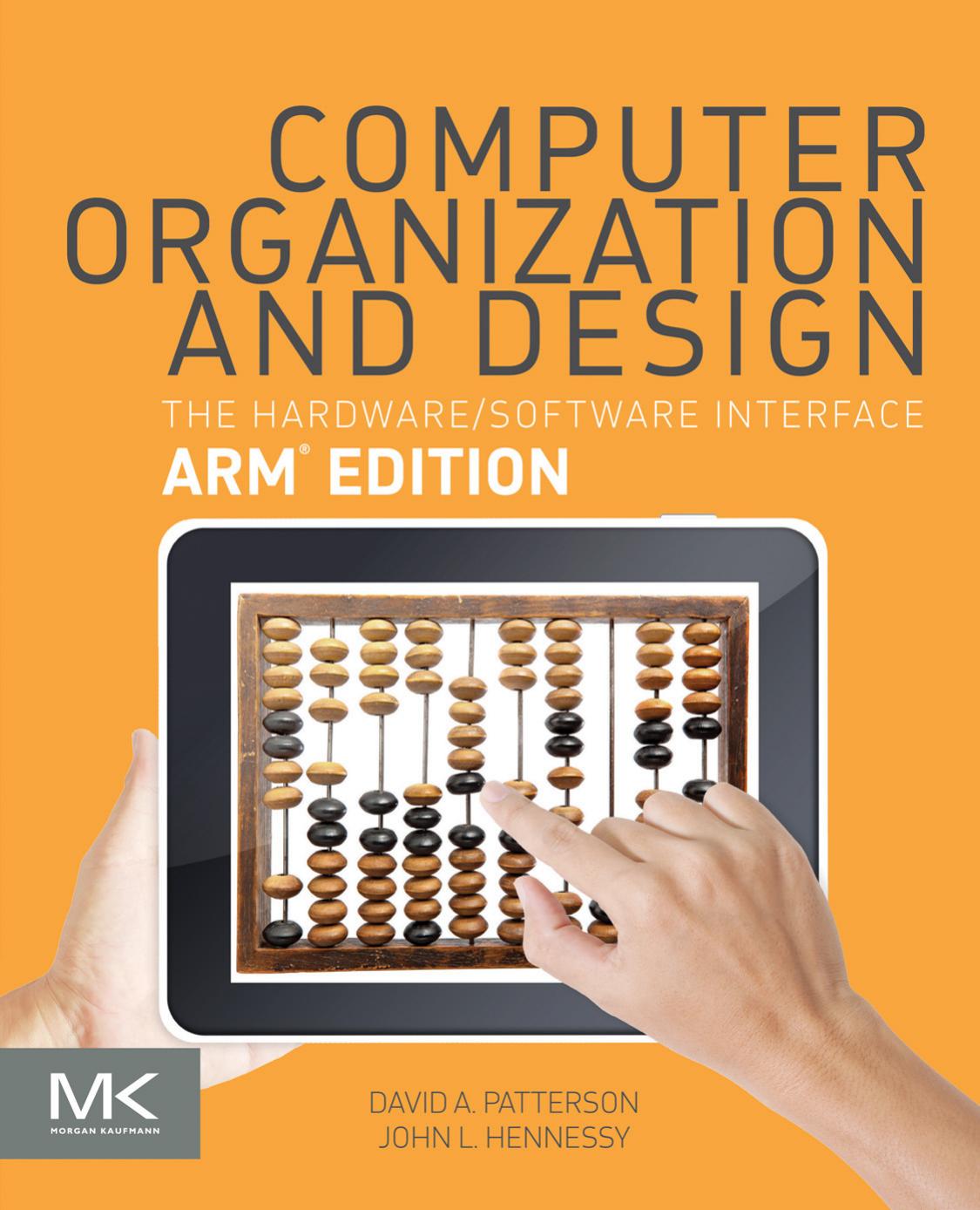 Computer Organization and Design The hardwaresoftware interface