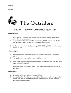 Outsiders Sec3 Ques