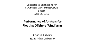 3-2 Charles Aubeny - Performance of Anchors