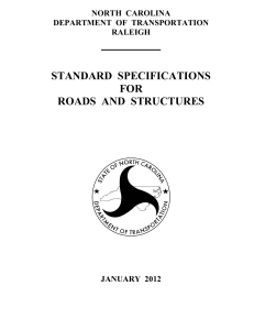 2012 Standard Specifications Manual with ASTM